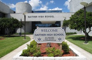 Because of Sam The Movie - Gaither High School