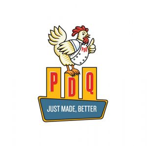 Because of Sam PDQ Press Release - PDQ Logo