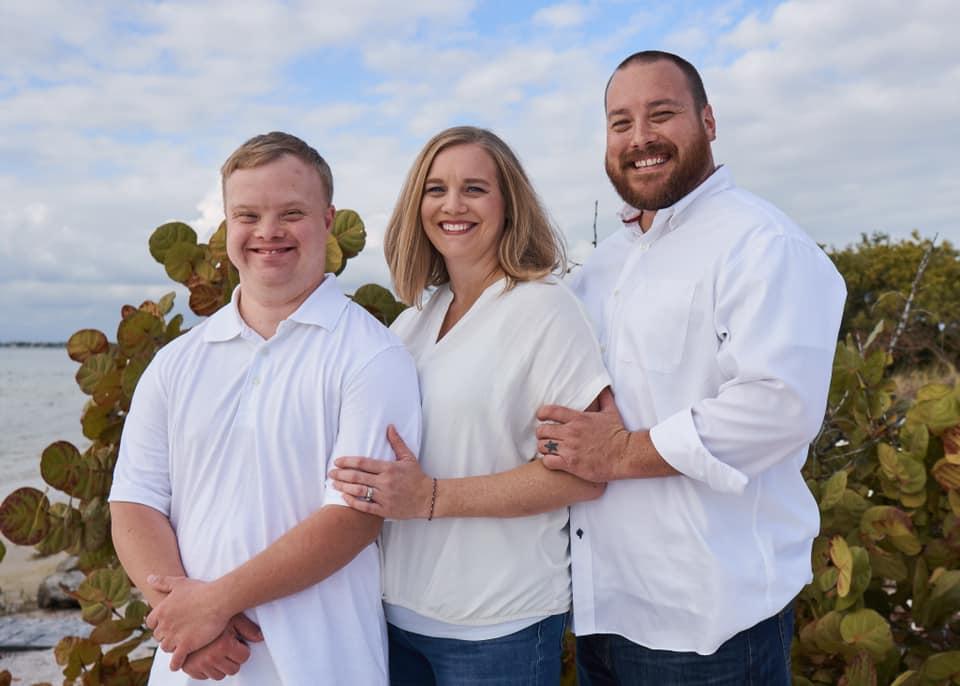 Sam, Catie, and Luke - Piazza siblings