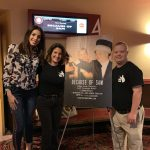 AMC The Regency 20 Theatres Community Screening of Because of Sam - Miss Pennsylvania USA Kailyn Marie Perez, Renee Warmack, Sam Piazza-3