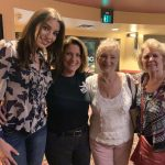 AMC The Regency 20 Theatres Community Screening of Because of Sam - Miss Pennsylvania USA Kailyn Marie Perez, Renee Warmack, friends