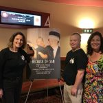 AMC The Regency 20 Theatres Community Screening of Because of Sam - Renee Warmack, Sam Piazza and Deputy Tyler's mom