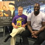 Sam Piazza and Titus O'Neil