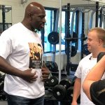 YouTube - WWE Superstar Titus O'Neil and Sam Piazza