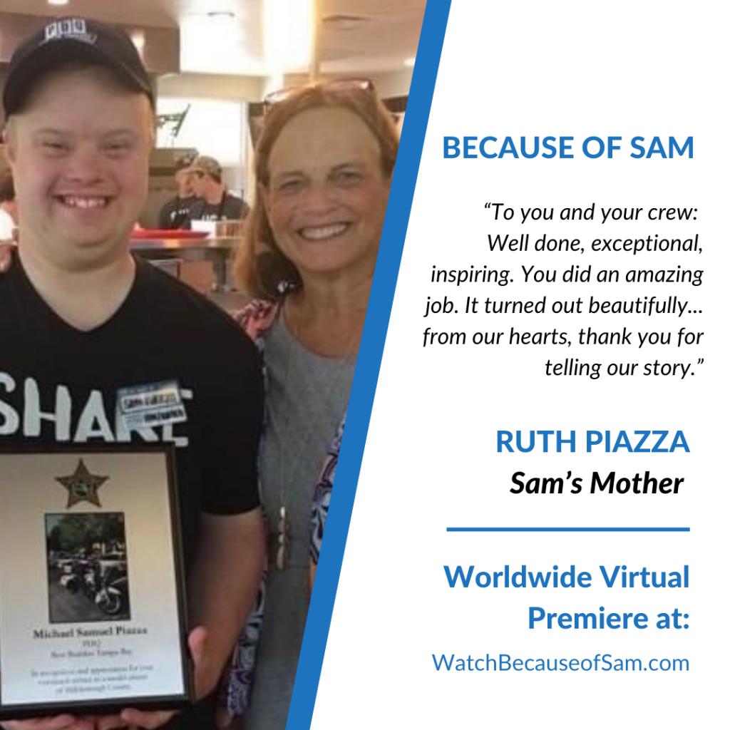 IG Virtual Premiere - Ruth Piazza