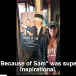 Brittany Dupre testimonial for Because of Sam
