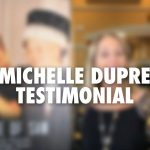 Michelle Dupre Testimonial for Because of Sam