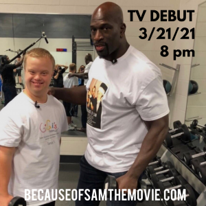Sam and Titus - TV Debut on March 21 2021