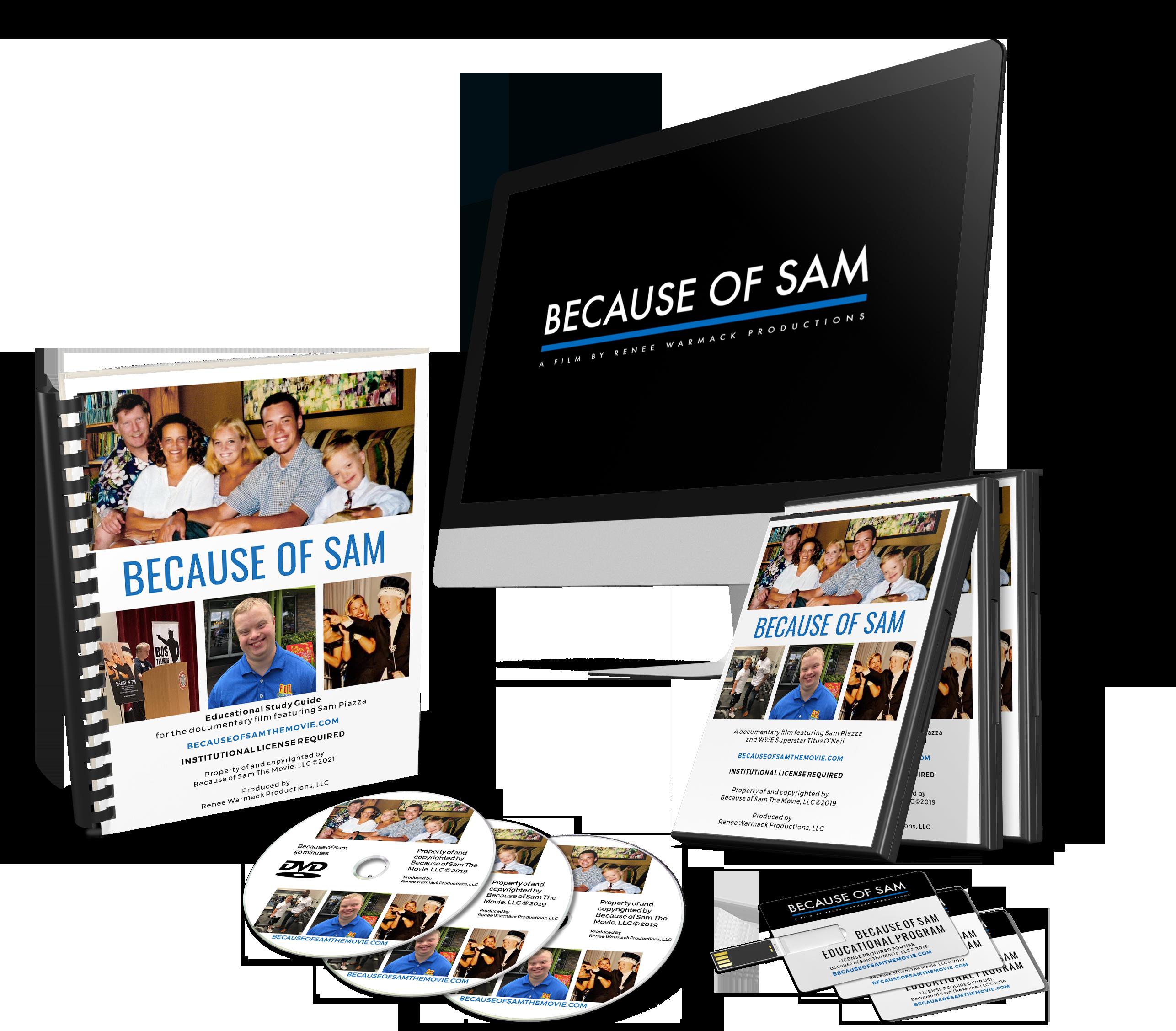 Because of Sam Educational Program