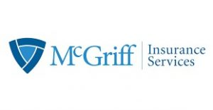 McGriff Insurance Services logo image - Title Sponsor for Because of Sam July 31 screening
